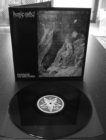 ROTTING CHRIST PASSAGE TO ARCTURO LP
