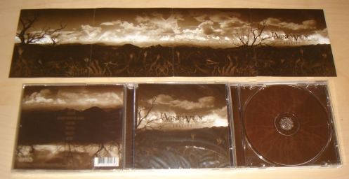 "AGNES VEIN ""Duality"" CD"