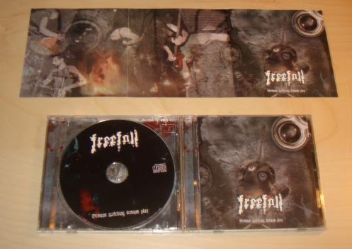 FREEFALL CD