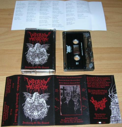 Infernal Curse Tape
