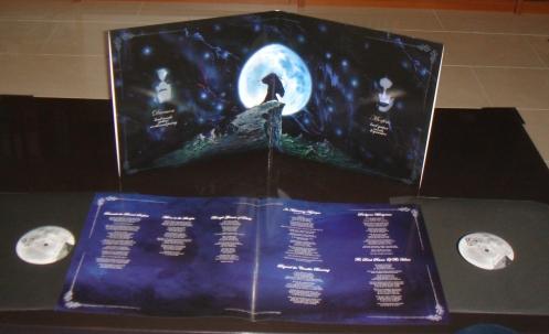 MOON IN THE SCORPIO LP2
