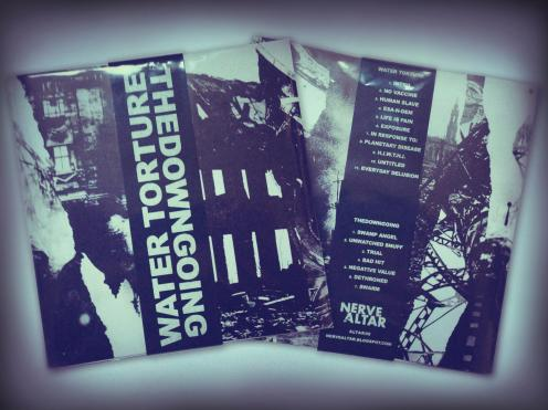 Water Torture/thedowngoing Split EP 2012 ALTAR06