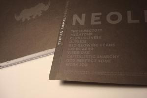 "STEREO ANIMAL ""Neolithic"" CD"