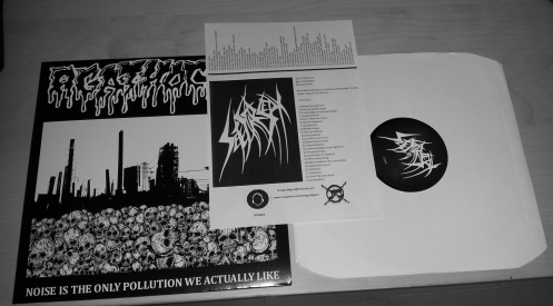 AGATHOCLES/SETE STAR SEPT split-LP