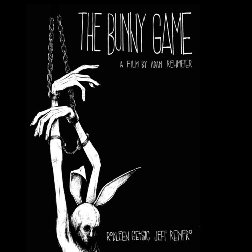 THE BUNNY GAME Original Soundtrack Cassette
