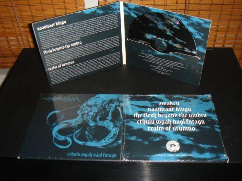 CASTLEUMBRA (Mex) - 'Cthulu Wgah Nagl Fntagn' MCD Ekopack