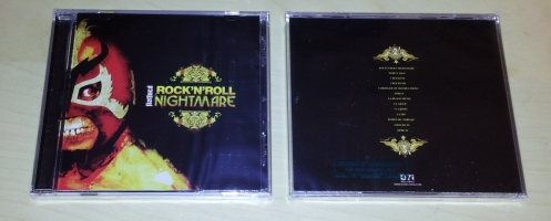 "FISTFUCK ""Rock'n'Roll Nightmare"" CD"