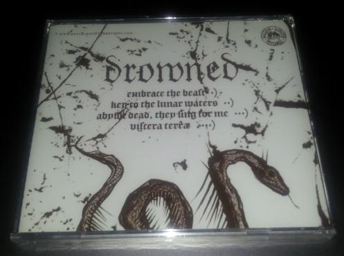 DROWNED (Ger) - 'Viscera Terrae' MCD
