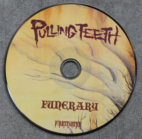 PULLING TEETH Funerary CD