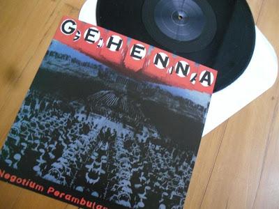 """GEHENNA Negotium Perambulans In Tenebris 12"""""""