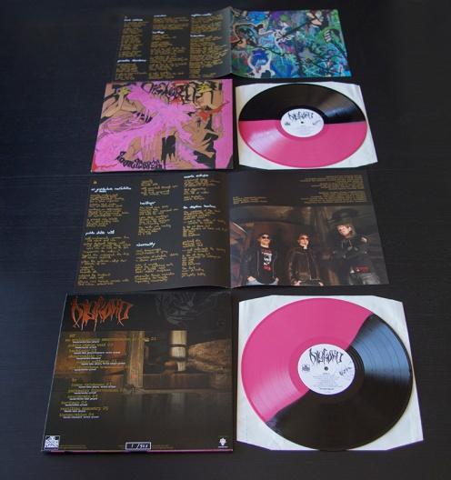 Diskord - Doomscapes LP