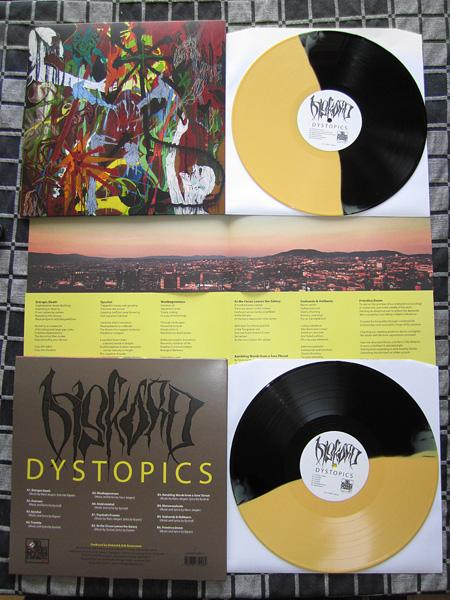 """DISKORD """"Doomscapes"""" limited LP"""