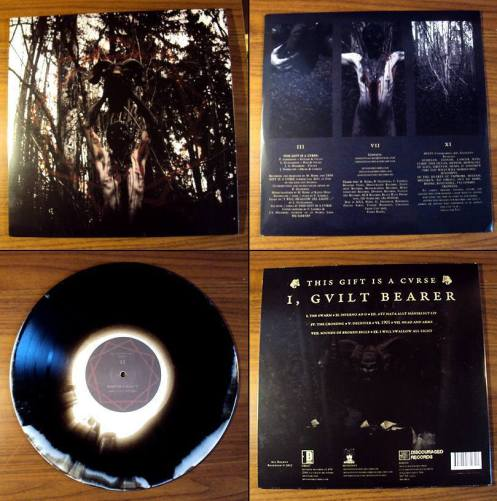 THIS GIFT IS A CURSE - I, GUILT BEARER - LP - 2ND PRESSING