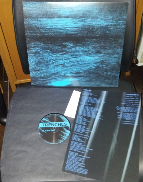Drainland / Trenches split
