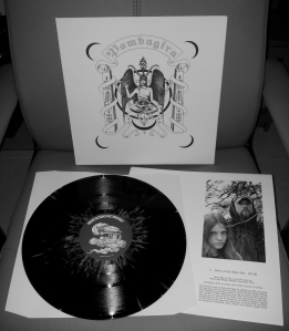 EAGLE TWIN POMBAGIRA SPLIT LP2