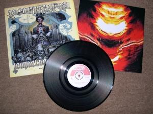 POMBAGIRA - ICONOCLAST DREAM LP