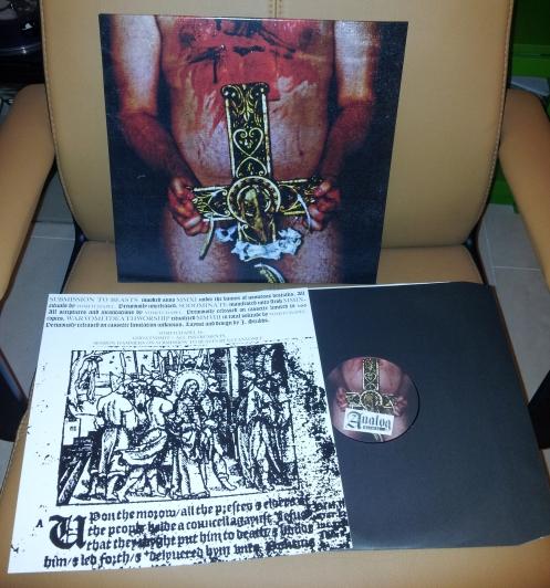 "VOMITCHAPEL ""Damnatio Ad Bestias"" LP"