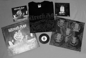 wreckage cd-ts