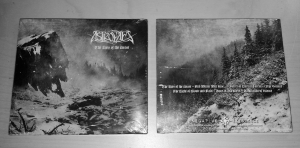 """ASTROFAES""""The Eyes Of The Beast"""" CD"""