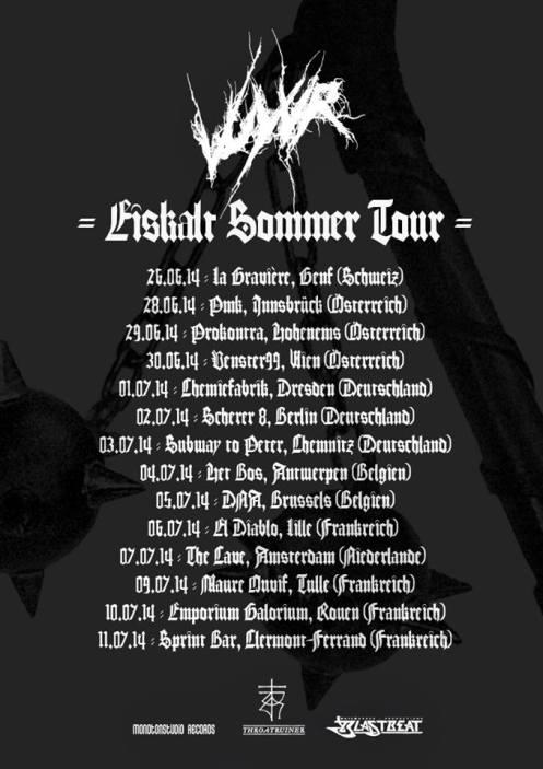 VUYVR Eiskalt Sommer Tour