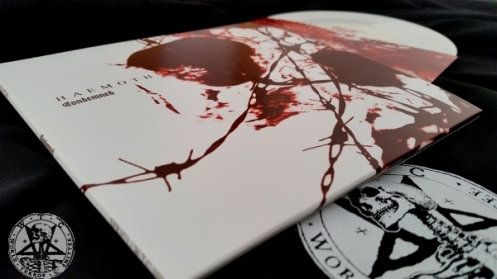 """HAEMOTH """"Condemned"""" 7""""EP"""
